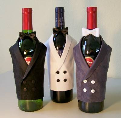 Where Can I Get A Pattern To Make Wine Bottle Vests Blurtit